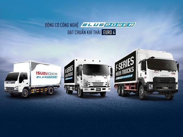 Isuzu tung chương trình khuyến mãi 59 triệu đồng cho khách hàng mua xe tải - Ảnh 1.