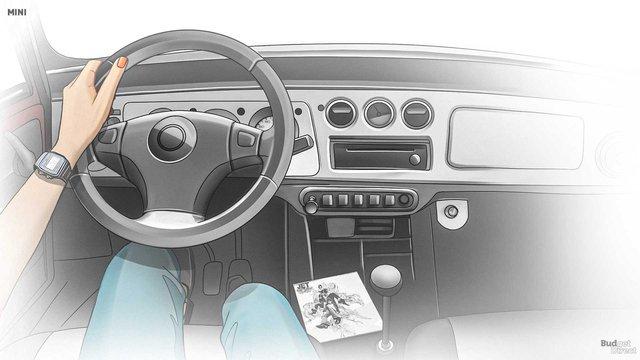 Xem nội thất MINI Cooper tiến hóa qua hàng chục năm qua: Từ không có gì tới quá phức tạp - Ảnh 6.