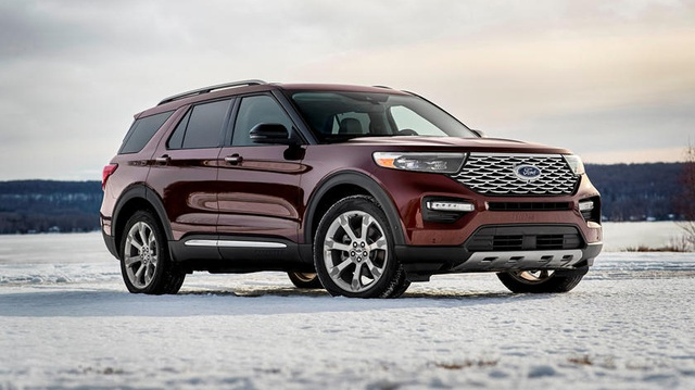 Ford Explorer bất ngờ bán kém chưa từng thấy vì lý do này