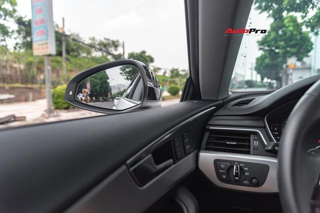 Mua Audi A5 Sportback chạy lướt, đại gia Việt bỏ túi gần 1 tỷ đồng nhưng vẫn có được form xe mới - Ảnh 8.