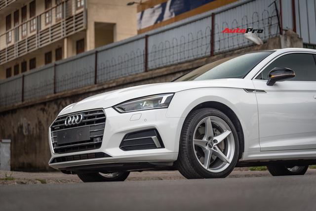 Mua Audi A5 Sportback chạy lướt, đại gia Việt bỏ túi gần 1 tỷ đồng nhưng vẫn có được form xe mới - Ảnh 2.