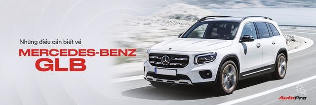 Chi tiết Mercedes-Benz GLB giá 2 tỷ đồng vừa về đại lý: Xe sang thực dụng ngang tầm tiền Ford Explorer và Volkswagen Tiguan Allspace - Ảnh 15.