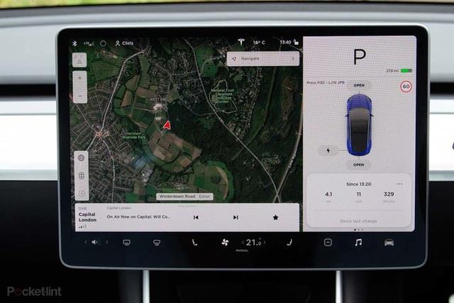 Những trải nghiệm độc lạ bên trong chiếc Tesla Model 3 không phải ai cũng biết - Ảnh 13.
