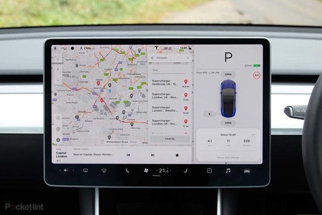 Những trải nghiệm độc lạ bên trong chiếc Tesla Model 3 không phải ai cũng biết - Ảnh 14.