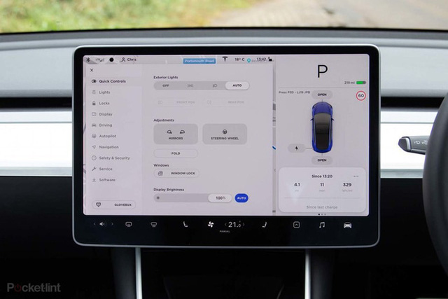 Những trải nghiệm độc lạ bên trong chiếc Tesla Model 3 không phải ai cũng biết - Ảnh 15.
