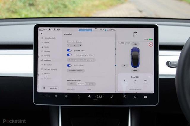 Những trải nghiệm độc lạ bên trong chiếc Tesla Model 3 không phải ai cũng biết - Ảnh 18.