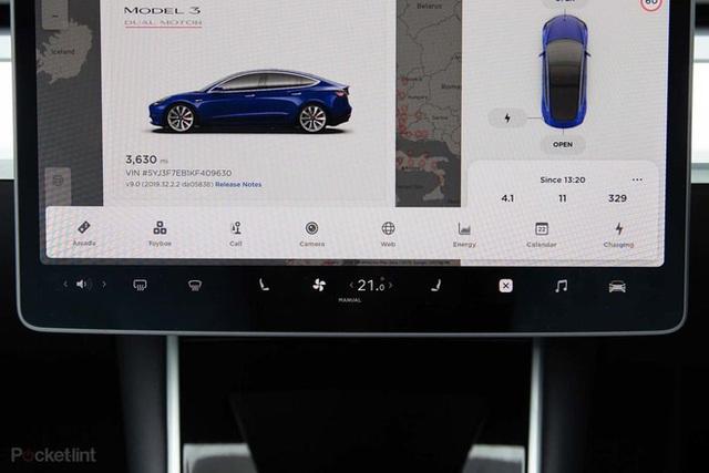 Những trải nghiệm độc lạ bên trong chiếc Tesla Model 3 không phải ai cũng biết - Ảnh 19.
