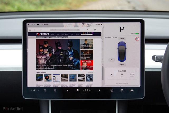 Những trải nghiệm độc lạ bên trong chiếc Tesla Model 3 không phải ai cũng biết - Ảnh 20.