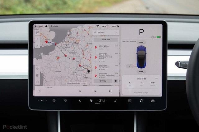 Những trải nghiệm độc lạ bên trong chiếc Tesla Model 3 không phải ai cũng biết - Ảnh 22.