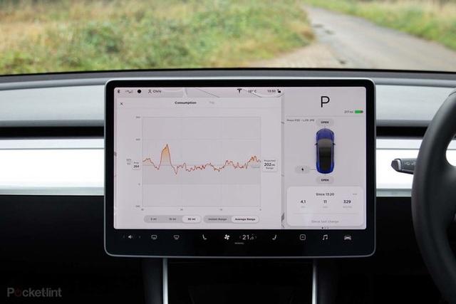 Những trải nghiệm độc lạ bên trong chiếc Tesla Model 3 không phải ai cũng biết - Ảnh 23.
