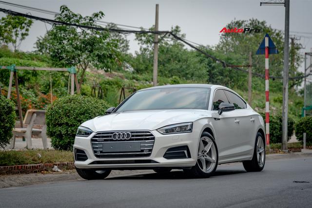 Mua Audi A5 Sportback chạy lướt, đại gia Việt bỏ túi gần 1 tỷ đồng nhưng vẫn có được form xe mới - Ảnh 10.