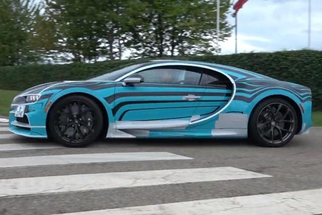 Bugatti âm thầm phát triển phiên bản bí mật cho Chiron nhằm phục vụ đại gia - Ảnh 1.
