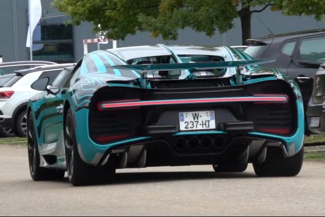 Bugatti âm thầm phát triển phiên bản bí mật cho Chiron nhằm phục vụ đại gia - Ảnh 3.