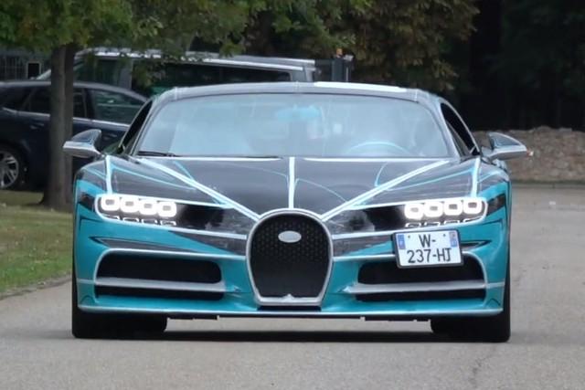 Bugatti âm thầm phát triển phiên bản bí mật cho Chiron nhằm phục vụ đại gia - Ảnh 2.