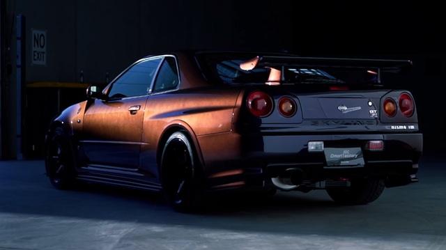 Nissan Skyline GT-R đắt giá nhất thế giới khiến fan mê mệt vì vẻ đẹp đi cùng công suất khủng