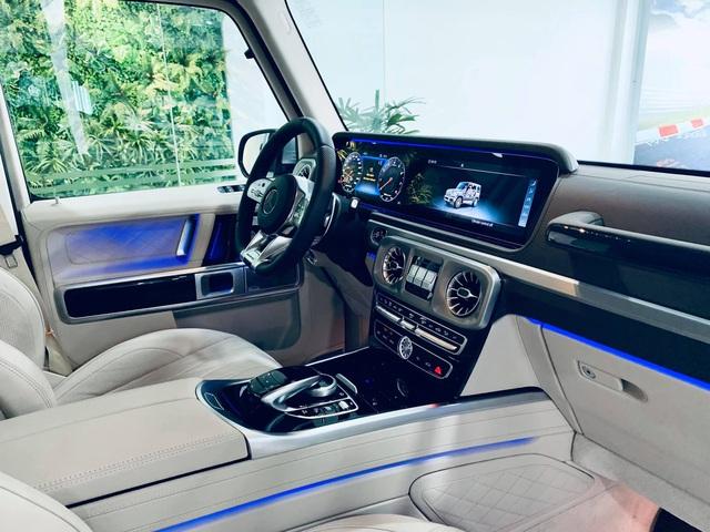 Mercedes-AMG G63 2019 chính hãng giá hơn 10 tỷ đồng bắt đầu đến tay khách Việt - Ảnh 2.