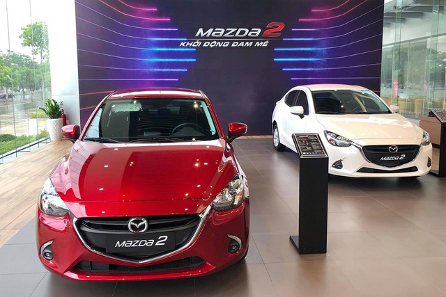 Xe nhỏ bỏ mác xe cỏ tại Việt Nam: Mazda2 thêm 'option' như xe tiền tỷ, Vios làm điều chưa từng có - Ảnh 4.
