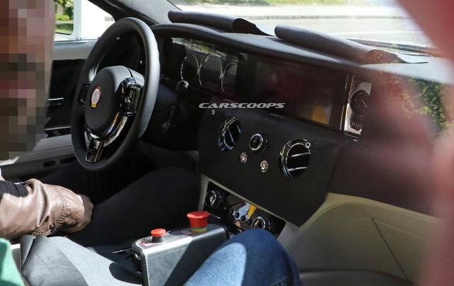 Rolls-Royce Ghost thử khung gầm mới tại địa ngục xanh Nurburgring - Ảnh 4.