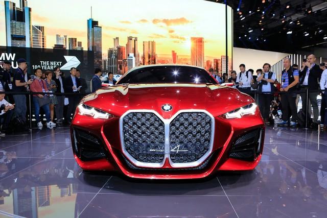 """Lưới tản nhiệt siêu to khổng lồ của BMW bị liệt vào danh sách những xu hướng đang khiến lái xe """"tụt hứng"""" - Ảnh 1."""