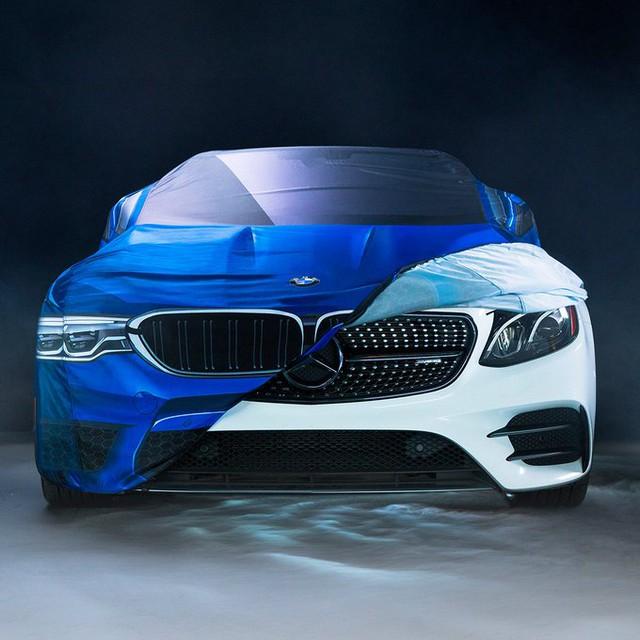 BMW trêu chọc Mercedes trong dịp Halloween, nhận pha đáp trả ngượng chín mặt - Ảnh 1.