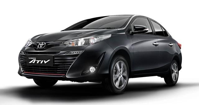 Toyota Vios nhận được sự nâng cấp, tăng khả năng tiết kiệm nhiên liệu - Ảnh 1.
