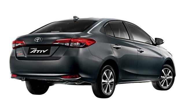 Toyota Vios nhận được sự nâng cấp, tăng khả năng tiết kiệm nhiên liệu - Ảnh 3.