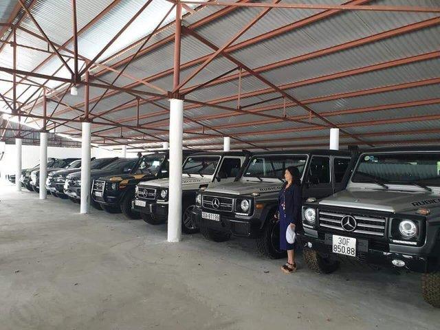 Choáng ngợp với dàn xe tiền tỷ của doanh nhân Đặng Lê Nguyên Vũ tại đại bản doanh - Ảnh 1.