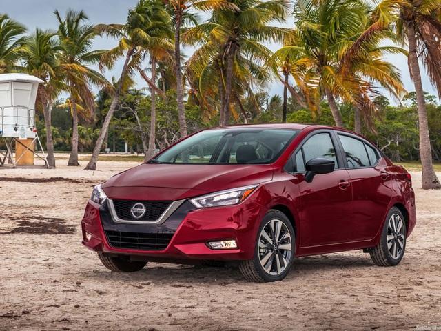 Nissan Sunny thế hệ mới sắp ra mắt, đối đầu vua doanh số Toyota Vios  - Ảnh 2.