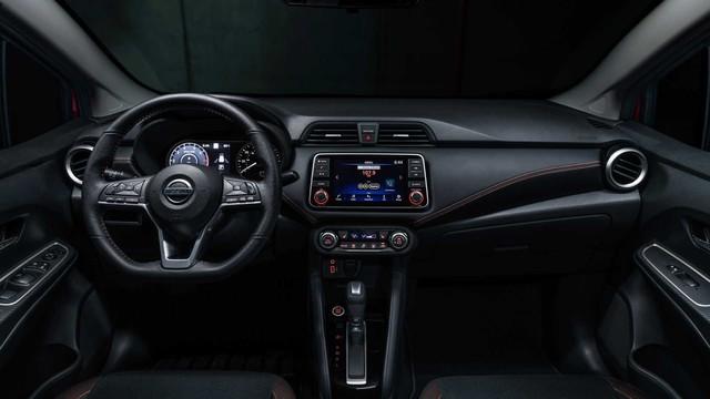 Nissan Sunny thế hệ mới sắp ra mắt, đối đầu vua doanh số Toyota Vios  - Ảnh 4.