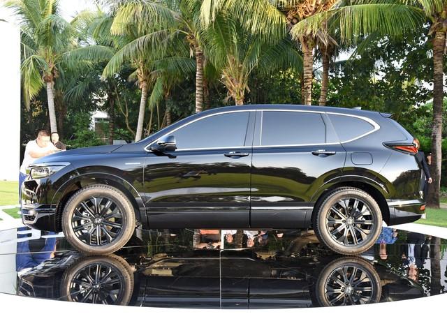 Cận cảnh SUV Honda lai giữa CR-V và Accord vừa ra mắt - Ảnh 2.