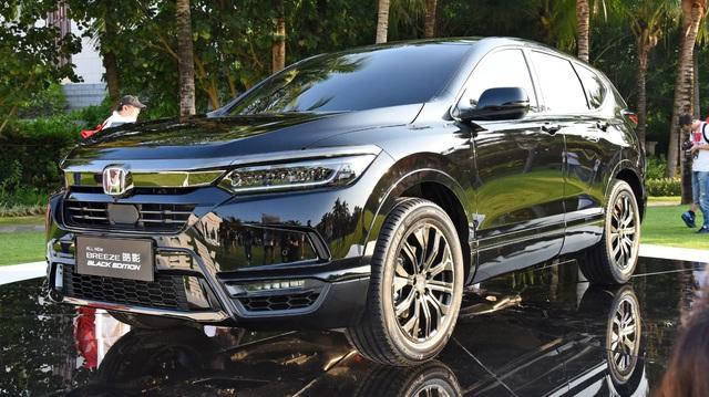 Cận cảnh SUV Honda lai giữa CR-V và Accord vừa ra mắt