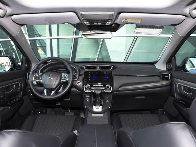 Cận cảnh SUV Honda lai giữa CR-V và Accord vừa ra mắt - Ảnh 5.