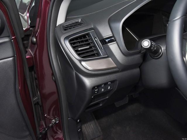 Cận cảnh SUV Honda lai giữa CR-V và Accord vừa ra mắt - Ảnh 6.