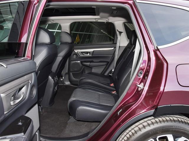 Cận cảnh SUV Honda lai giữa CR-V và Accord vừa ra mắt - Ảnh 8.