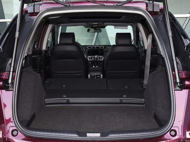 Cận cảnh SUV Honda lai giữa CR-V và Accord vừa ra mắt - Ảnh 9.