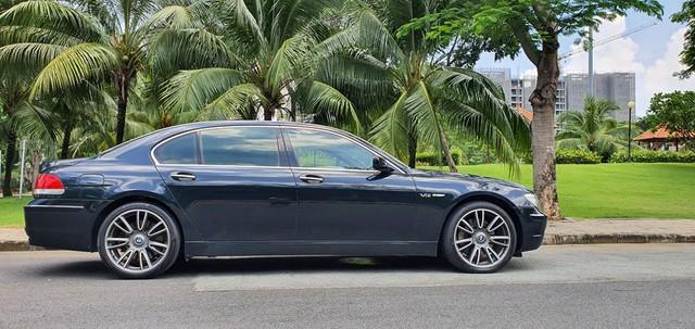 Sau 10 năm, BMW 760Li giá 14 tỷ của đại gia Việt xuống giá chỉ 990 triệu đồng - Ảnh 5.