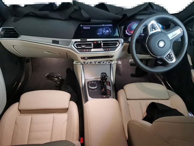 Đây là nội thất BMW 4-Series cho những ai muốn mua 3-Series nhưng ưa thiết kế thể thao hơn - Ảnh 3.