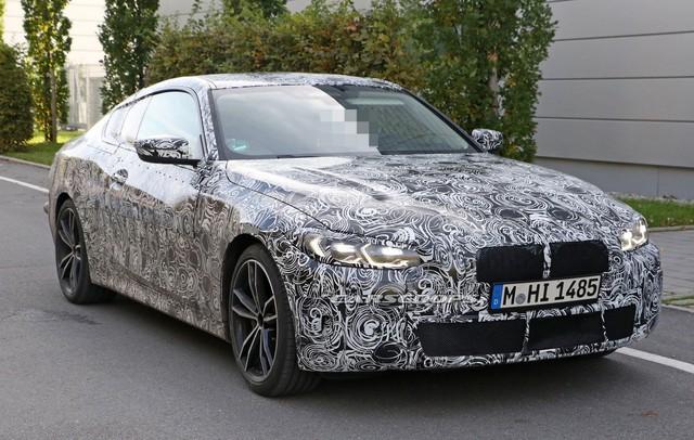 Đây là nội thất BMW 4-Series cho những ai muốn mua 3-Series nhưng ưa thiết kế thể thao hơn - Ảnh 1.