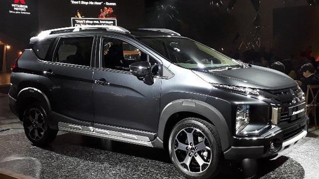 Ra mắt Mitsubishi Xpander Cross - SUV 7 chỗ mới thừa cơ hội về Việt Nam