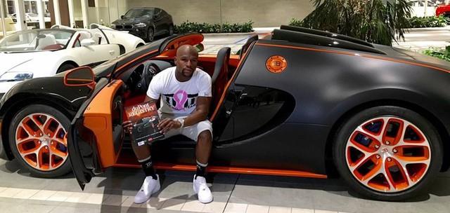 6 ngôi sao đình đám bị Bugatti cấm cửa vì những nguyên nhân lạ đời - Ảnh 3.