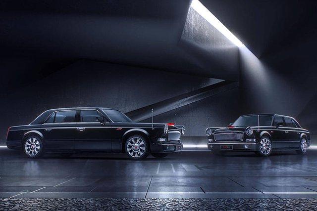 Có Giám đốc thiết kế của Rolls-Royce, Hongqi muốn trở thành Rolls-Royce của Trung Quốc - Ảnh 1.