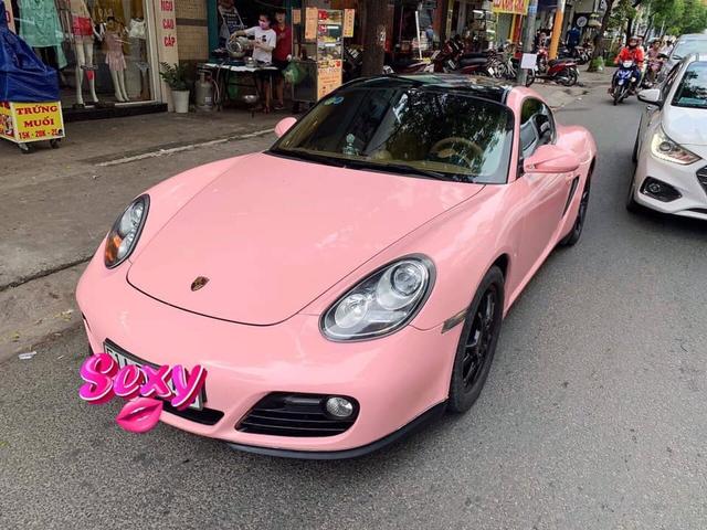 Nhờ màu sơn hiếm, Porsche Cayman giá hơn 1 tỷ đồng nhận được cả ngàn lượt chia sẻ khi rao bán sau 11 năm tuổi - Ảnh 6.