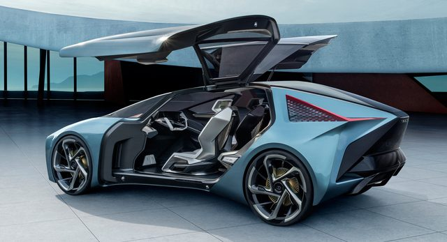Lexus sẵn sàng ra mắt xe nhỏ như Kia Morning, có thể dùng logo riêng như thế này - Ảnh 1.