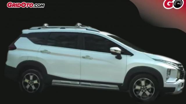 Mitsubishi xác nhận sắp ra mắt biến thể SUV của Xpander