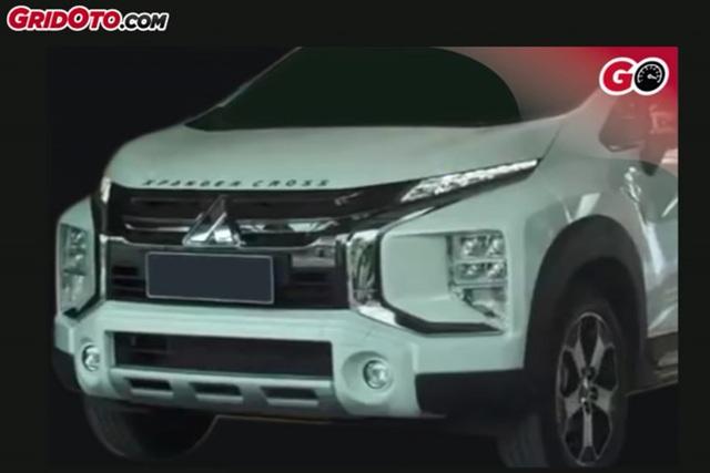 Mitsubishi xác nhận sắp ra mắt biến thể SUV của Xpander - Ảnh 2.