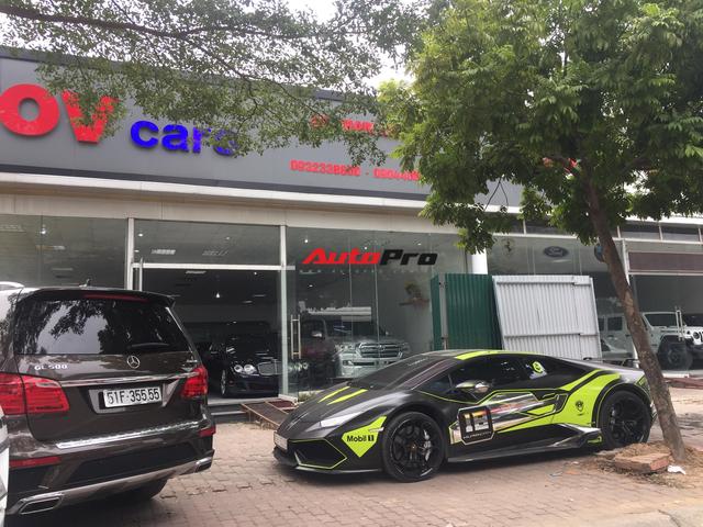 Mua Lamborghini Huracan chưa lâu để tham gia Car Passion, đại gia Nam Định đã bán ra thị trường xe cũ - Ảnh 2.