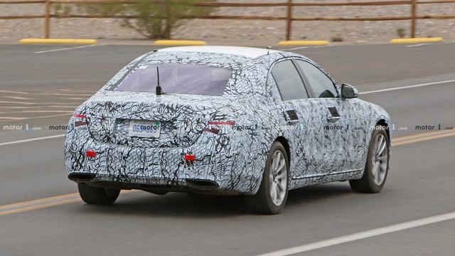 Mercedes-Benz thử thách giới hạn tốc độ S-Class mới, thách thức BMW 7-Series - Ảnh 3.