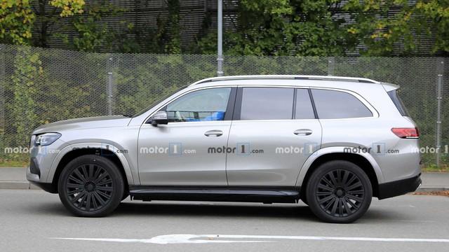 Mercedes-Maybach GLS đối đầu Rolls-Royce Cullinan sẽ ra mắt toàn cầu vào tuần sau - Ảnh 3.