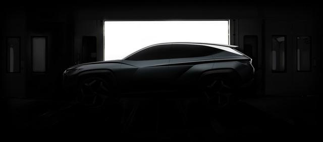 Hyundai xác nhận sẽ sớm ra mắt concept SUV hybrid sạc điện, nhiều khả năng là bản xem trước của Tucson - Ảnh 3.