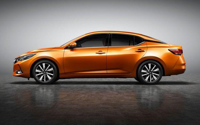 Nissan Sentra 2020 ấn định ngày ra mắt, đối đầu Mazda3 - Ảnh 2.